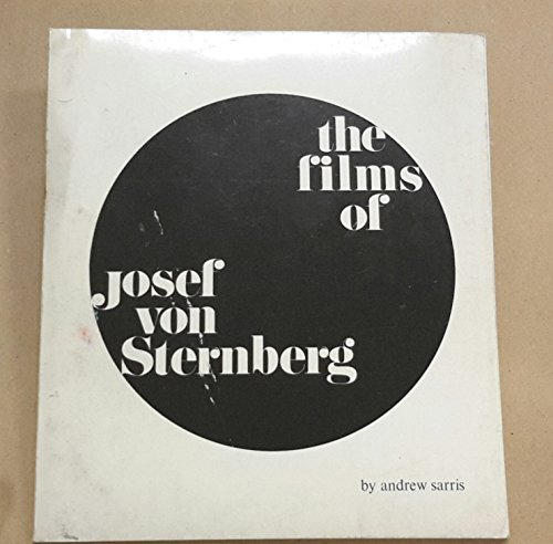 The films of Josef von Sternberg