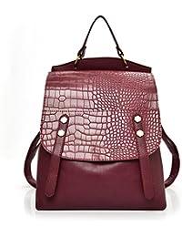 A&N - Bolso mochila  para mujer Medium