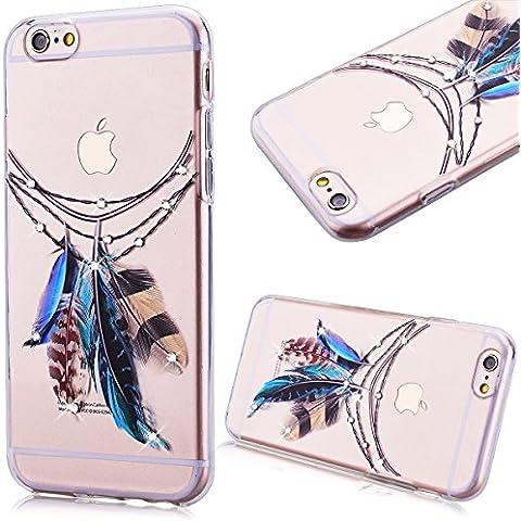 Cover in Gel TPU Silicone per iPhone 6 Plus iPhone 6s Plus(5.5