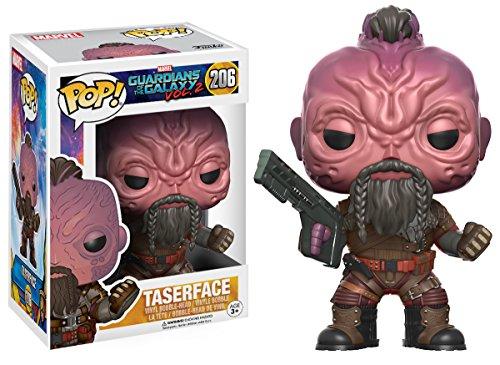 Funko Pop Taserface (Guardianes de la Galaxia Vol. 2 206) Funko Pop Guardianes de la Galaxia