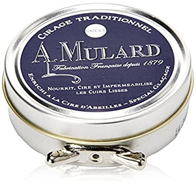 A.Mulard Traditionnel, Cirages - Bleu (Bleu Marine)