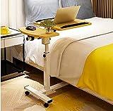 WY-ZDDNZ Tragbarer Computer-Schreibtisch Höhenverstellbar Beweglich Drehen, Geeignet Für Zu Hause Notebook/Computer Schreibtisch/Kleine Konferenztisch, Tragende 5KG
