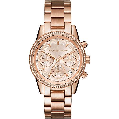 montre-chronographe-michael-kors-pour-femme-ritz-mk6357-style-decontracte-cod-mk6357