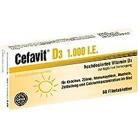 Cefavit D3, 60 St. Tabletten preisvergleich bei billige-tabletten.eu