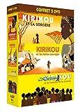 Kirikou et la sorcière + Kirikou et les bêtes sauvages + Kirikou et les hommes et les femmes