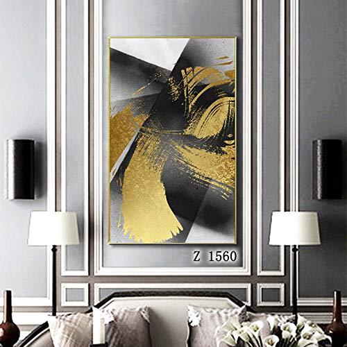baodanla (Kein Rahmen) Moderne minimalistische Wandmalerei Inkjet C Malerei Herz 30 * 40cm