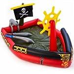 Pirate Ship Paddling Pool Play Tool V...