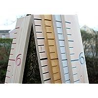 Giant ruler children height chart