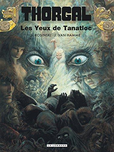 Thorgal, tome 11 : Les Yeux de Tanatloc