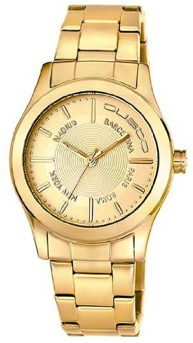 Montre Femme CUSTO ON TIME CUSTO ON TIME GOLD FEVER CU061202
