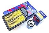 #5: ALTECH Hi-Performance Air + Oil Filter Set For Honda City Type 3&4 (2003 To 2008 Models)