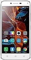 Lenovo K5 Smartphone débloqué (Ecran : 5 pouces - 16 Go - Double SIM - Android) Argent