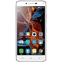 """Lenovo Vibe K5 - Smartphone libre Android (pantalla 5"""", cámara 13 Mp, 16 GB, Octa-Core 1.5 GHz, 2 GB RAM), color plateado [Importado]"""