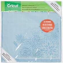 Cricut Luz Grip Alfombrilla de corte, adhesiva, azul, 30x 30cm