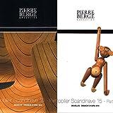 DESIGN SCANDINAVE 15 MOBILIER - Part 1 & 2- Ensemble de 2 catalogues - ALVAR AALTO-TAPIO WIRKKALA-AXEL EINAR HJORTH-BRUNO MATHSSON-ARNE JACOBSEN-MICHAEL BLOCH-HANS J.WEGNER-FINN JUHL-POUL HENNINGSEN-BODIL KJAER-YNGVE EKSTRÖM-AXEL SAALTO,..Vente du 24/04/2016 Pierre Bergé Bruxelles...
