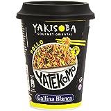 Gallina Blanca Yokisoba Fideos Orientales Sabos a Pollo - 93 g