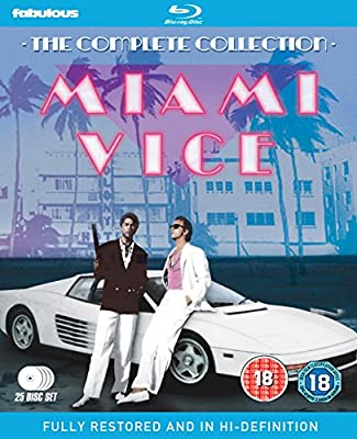 Miami Vice: The Complete Collection [Blu-ray]