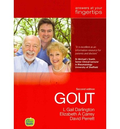Gout Answers at Your Fingertips 2nd (Paperback) - Common (2 Fingertip)
