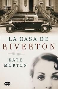Casa de riverton, la par Kate Morton