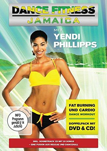 Dance Fitness Jamaica (inkl. Soundtrack CD mit 25 Songs)[2 DVDs]