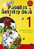 Jolly Phonics Activity Book 1: s,a,t,i,p,n