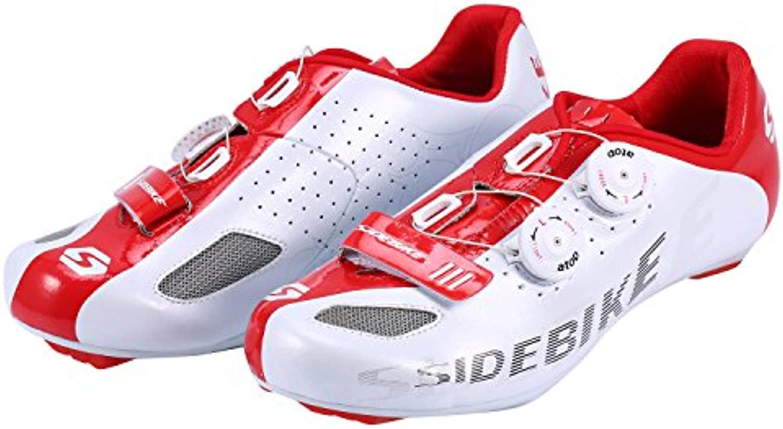 Asvert Zapatillas de Ciclismo MTB Hombre  -