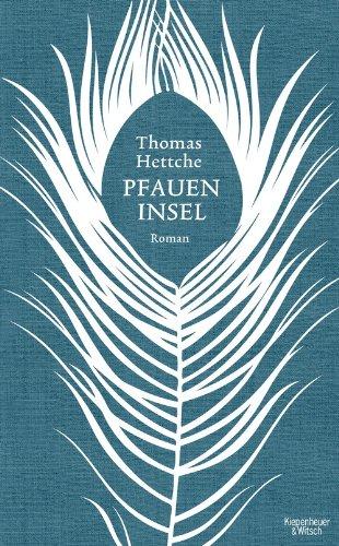 Buchseite und Rezensionen zu 'Pfaueninsel: Roman' von Thomas Hettche
