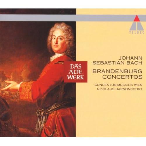 Brandenburg Concerto No.6 in B flat major BWV1051 : I [Allegro]