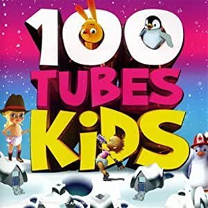 Coffret 2 CD : 100 Tubes Kids
