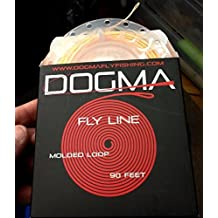 Dogma Fly Fishing Color cola de rata flotador WF