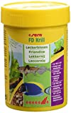 sera 01570 FD Krill 100 ml – Leckerbissen für die erhöhte Fruchtbarkeit, durch ein besonders sehr aufweniges Herstellungsverfahren frei von Parasiten & Krankheitserregern
