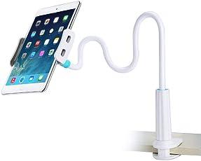Schwanenhals Handy Halterung, Thinkcase iPad Tablets Schwanenhals Halterung Halter Einstellbare Halter Tablets Telefon Halterung 360 °Drehen für 4-10.6 Zoll Mobiltelefonen und Tablets