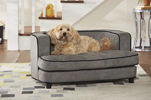 Artikelbild: Hundesofa 'Flocke', grau
