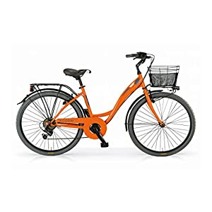 51PcJwZGRiL. SS300 MBM Agora, Bicicletta da Trekking Unisex Adulto