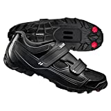 Shimano SH-M065L Schuhe Unisex schwarz Größe 43 2017 Spinning-Schuhe MTB-Shhuhe