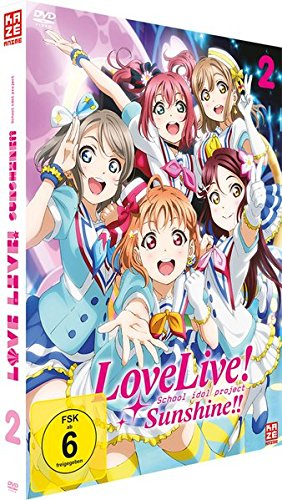 Kostüm Musik Idole - Love Live! Sunshine! Vol. 2