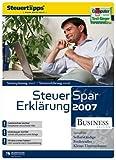 Steuer-Spar-Erklärung 2007 Business Edition