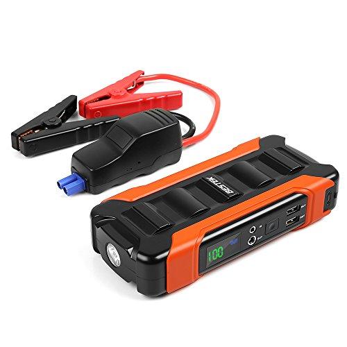 BESTEK-800A-Corrente-di-Picco-Jump-starter-portatile-Avviatore-di-Emergenza-per-auto-Caircabatteria-18000mAh-per-auto-Protezione-di-Sicurezza-Avanzata-e-Incorpora-la-Torcia-LED-2-USB-Porta-di-Ricarica