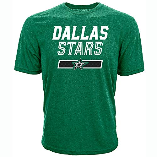 NHL Dallas Stars Tyler Seguin Mens Undisputed Name & Number Richmond Tee, Rider Green, X-Large (Seguin Dallas Tyler Stars)