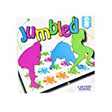 Delmkin Kinderspiel twister game Funny Party Spielzeug Familienspiel
