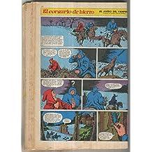 El Corsario de Hierro, aventura 8 paginas: El antro del vampiro
