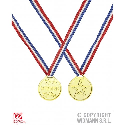 winners-gold-medal-olympic-athletic-fancy-dress-accessory-sports-day-one-medal