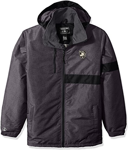 NCAA Herren Jacke Raider, herren, Men's Raider Jacket, Carbon Print/Black, X-Large Outerwears Pull