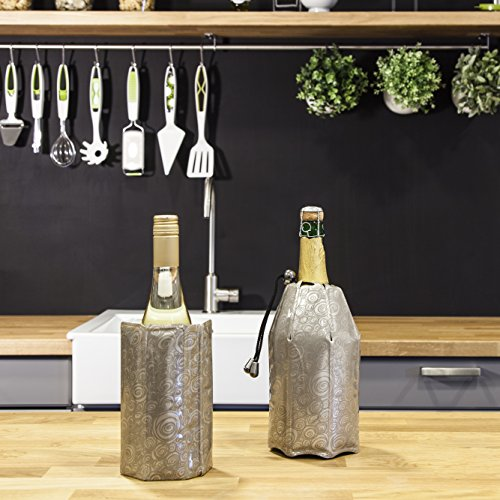 Vacu Vin active wine & champagne cooler