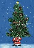 Postkarte A6 • 33017 ''Christbaumständer''