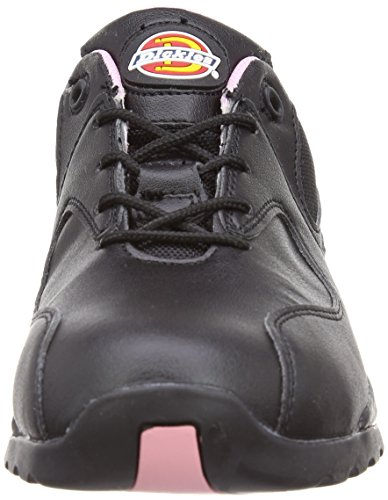 Zapatos de trabajo de seguridad para mujer modelo 214 S1 EN ISO 20345 Urgent
