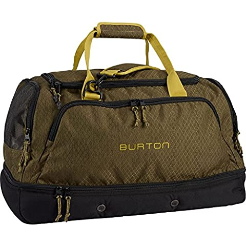 Burton duffeltasche Riders Bag 2.0, Unisex, Duffeltasche RIDERS BAG 2.0, Jungle Hthr Dmnd Rip, Taglia unica