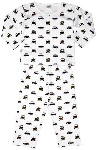 pixie-dixie-taxi-round-neck-boys-pyjamas-white-black-7-8-years