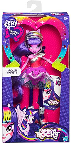 Hasbro A9977E24 - My Little Pony Equestria Girls - Rainbow Rocks Twilight Sparkle