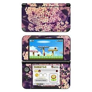 Disagu SF-104164_1062 Design Folie für Nintendo 3DS XL – Motiv Zwergflieder 01″ transparent